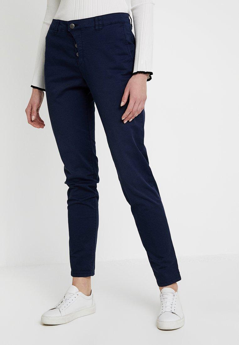edc by Esprit - Chino kalhoty - navy