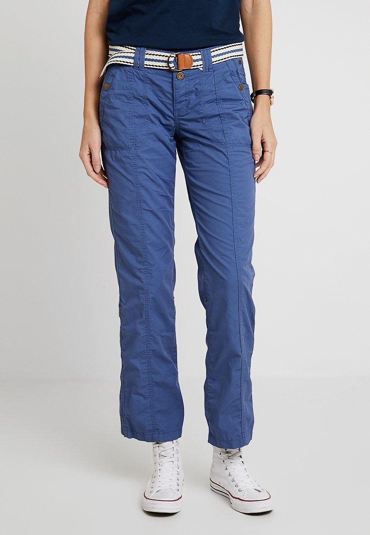 edc by Esprit - PLAY PANTS - Pantalones - grey blue