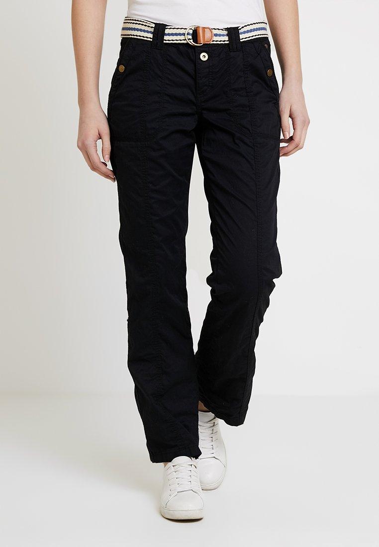 edc by Esprit - PLAY PANTS - Bukser - black