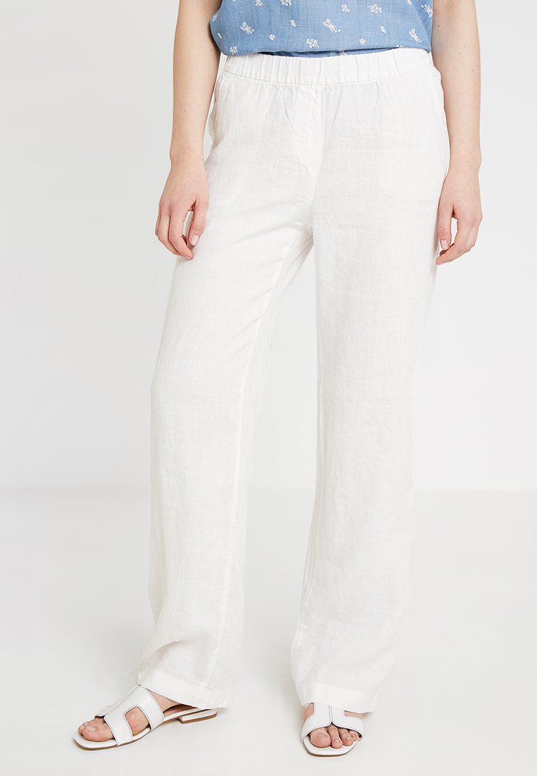 edc by Esprit - Trousers - off white