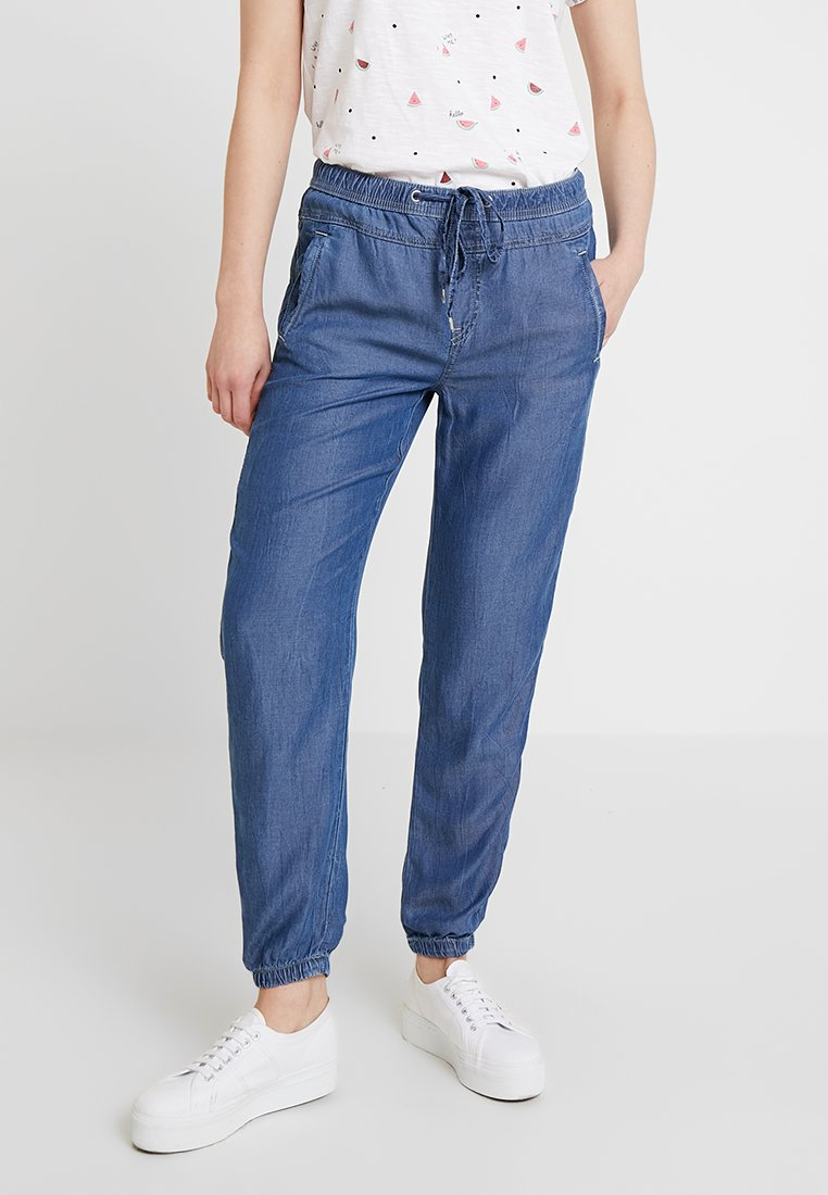 edc by Esprit - Jeans Tapered Fit - blue medium wash