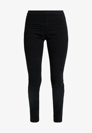 TREGGINGS - Kalhoty - black