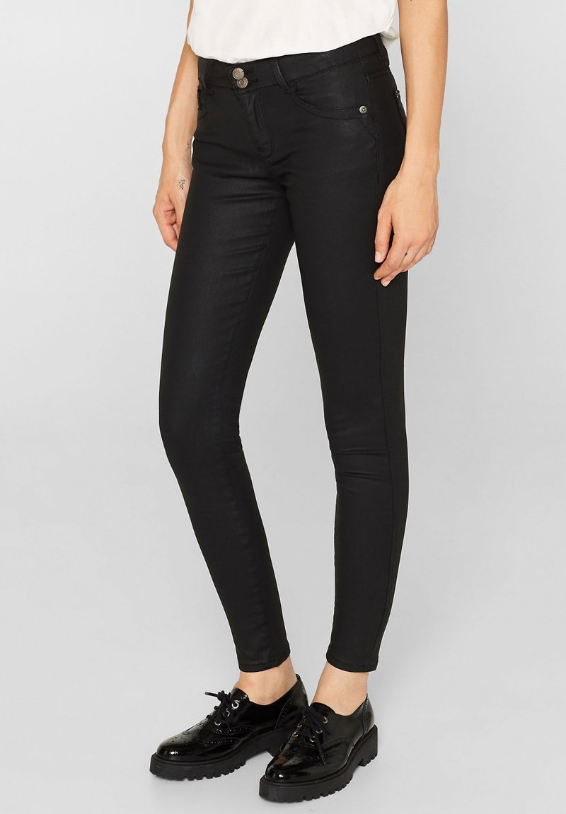 edc by Esprit - Jeans Skinny Fit - black