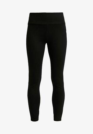 WIDE - Leggings - black