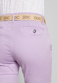 edc by Esprit - Chinos - lilac - 3
