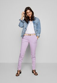 edc by Esprit - Chinos - lilac - 1