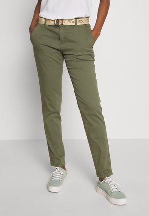 Chinot - khaki green