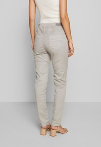 edc by Esprit - Trousers - light grey - 2