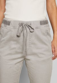 edc by Esprit - Trousers - light grey - 5