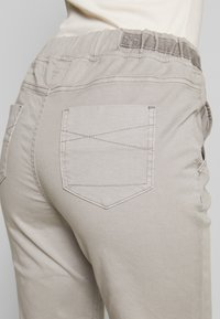 edc by Esprit - Trousers - light grey - 3