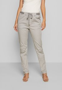edc by Esprit - Trousers - light grey - 0