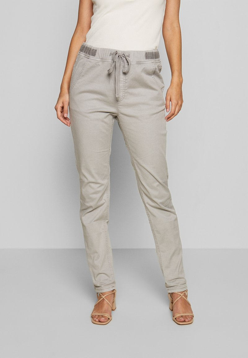 edc by Esprit - Trousers - light grey