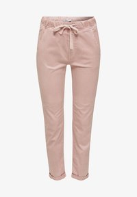mottled light pink