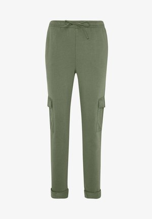 OTB PANT - Tracksuit bottoms - khaki green