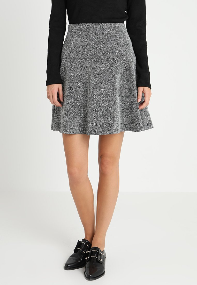 edc by Esprit - A-line skirt - black