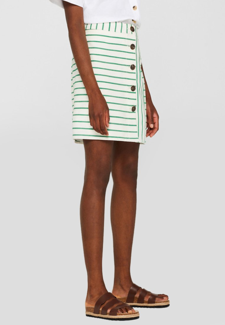 edc by Esprit - A-line skirt - off white