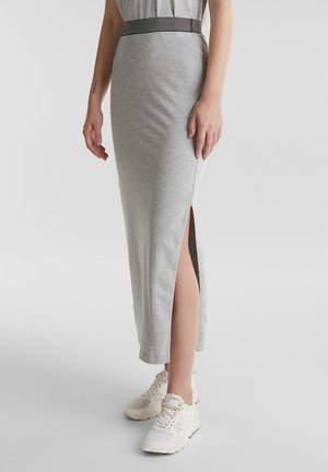 TUBE SKIRT - Pencil skirt - light grey