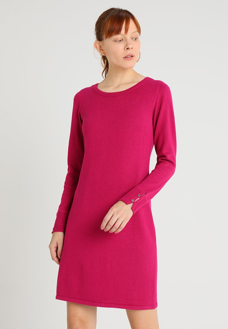 edc by Esprit - DRESS - Jumper dress - dark pink