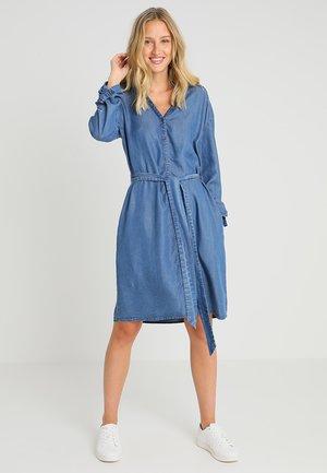 ECOM - Vestido vaquero - grey blue