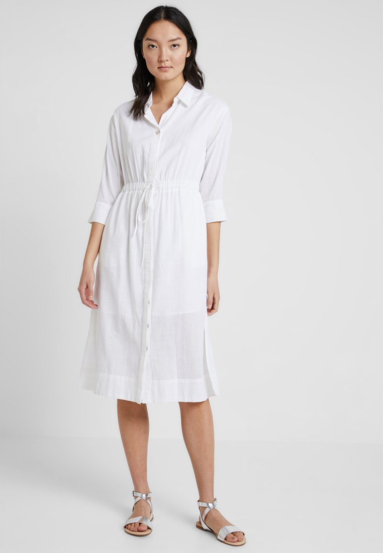 edc by Esprit - Shirt dress - weiss