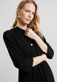 edc by Esprit - Košilové šaty - black - 3