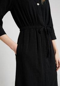 edc by Esprit - Košilové šaty - black - 5