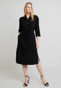 edc by Esprit - Košilové šaty - black - 1