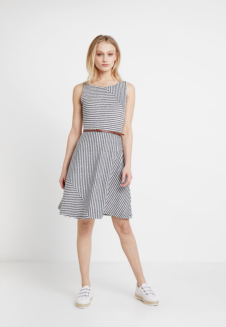 edc by Esprit - DIRECTION - Jersey dress - navy