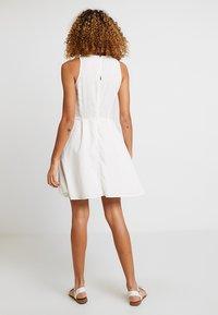 edc by Esprit - Blusenkleid - off white - 3