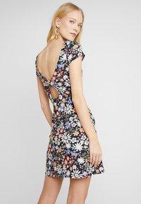 edc by Esprit - BACKDETAIL  - Jersey dress - navy - 2