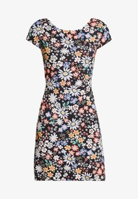 edc by Esprit - BACKDETAIL  - Jersey dress - navy - 4
