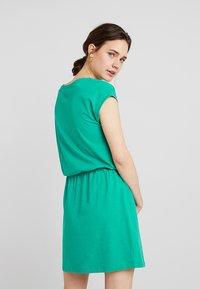 edc by Esprit - Žerzejové šaty - emerald green - 2