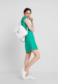 edc by Esprit - Žerzejové šaty - emerald green - 1