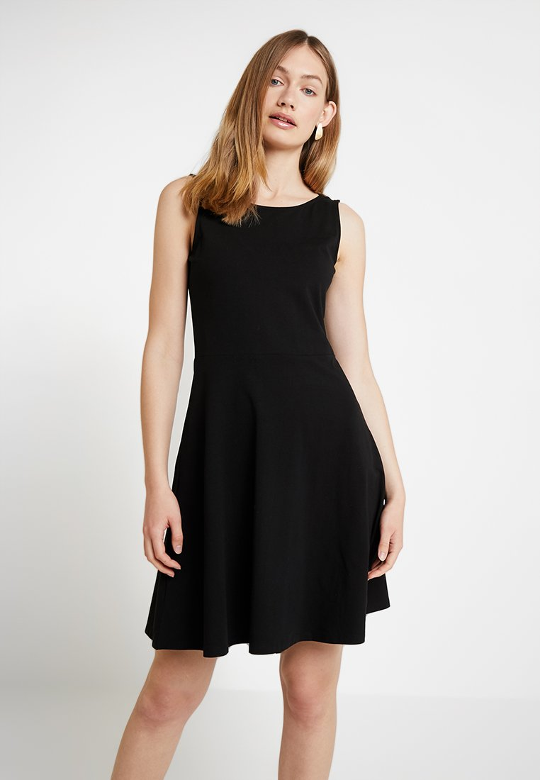 edc by Esprit - DRESS - Jerseykjoler - black