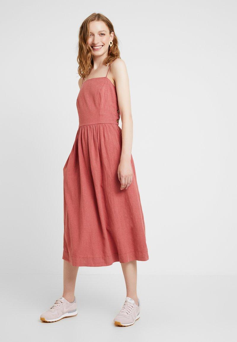 edc by Esprit - Day dress - terracotta