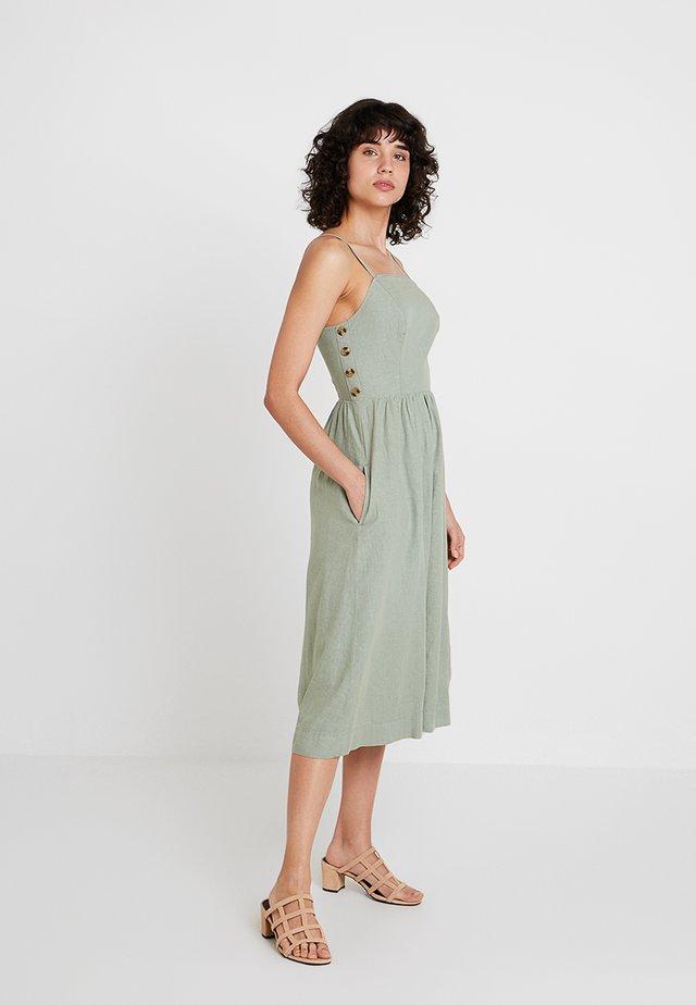 Freizeitkleid - light green