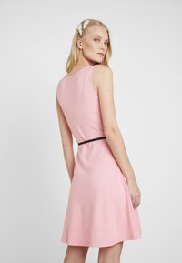 edc by Esprit - DRESS SOLID - Jerseykjole - pink - 2