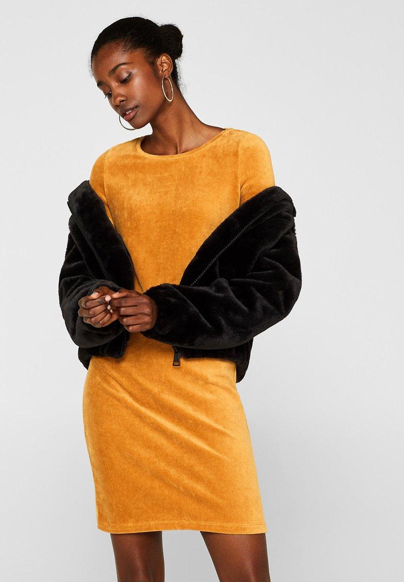 edc by Esprit - Etuikjoler - amber yellow