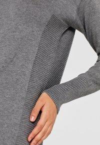 edc by Esprit - FASHION - Shift dress - gunmetal - 4