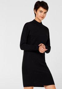 edc by Esprit - FASHION - Shift dress - black - 0