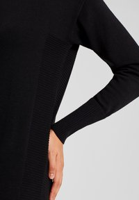 edc by Esprit - FASHION - Shift dress - black - 4