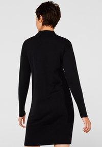 edc by Esprit - FASHION - Shift dress - black - 2