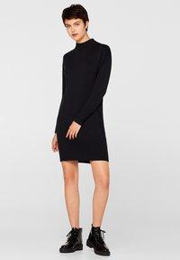edc by Esprit - FASHION - Shift dress - black - 3