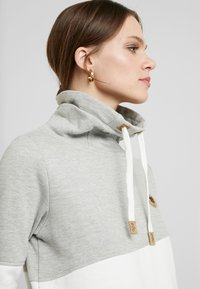 edc by Esprit - COLORBLCK DRESS - Vestido informal - light grey - 4