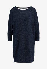 edc by Esprit - Jumper dress - navy - 7