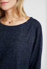 edc by Esprit - Jumper dress - navy - 5