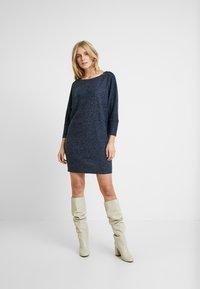 edc by Esprit - Jumper dress - navy - 0