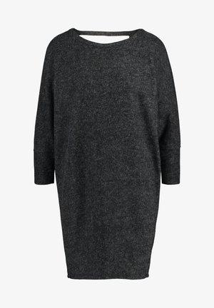 Jumper dress - anthracite