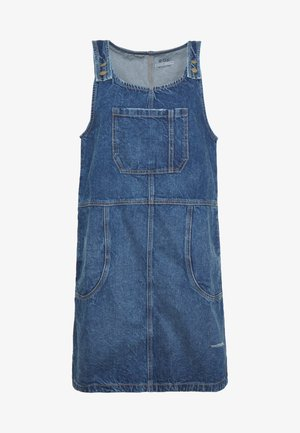Vestito di jeans - blue medium wash