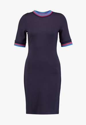 TRIM DRESS - Kjole - navy